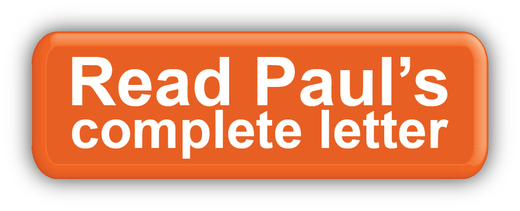 Read Paul's Complete Letter